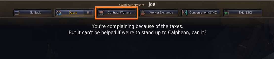 Workers Guide | BDFoundry