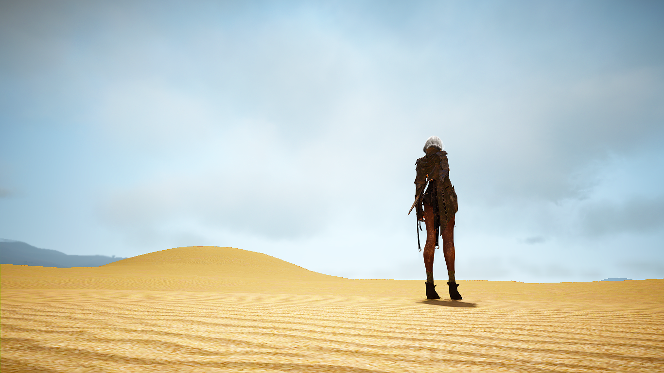 Black Desert: how to capture a knot
