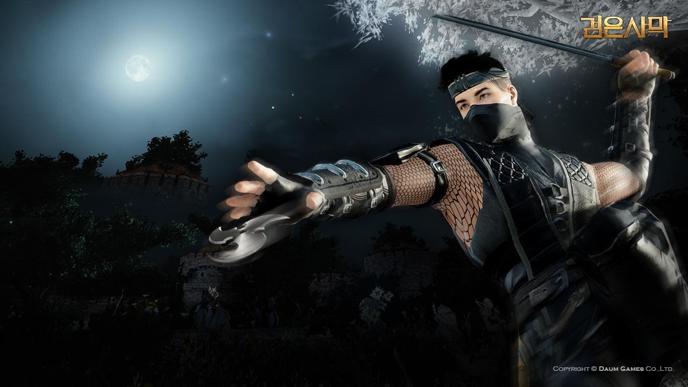 Black Desert Online Best Ninja Build
