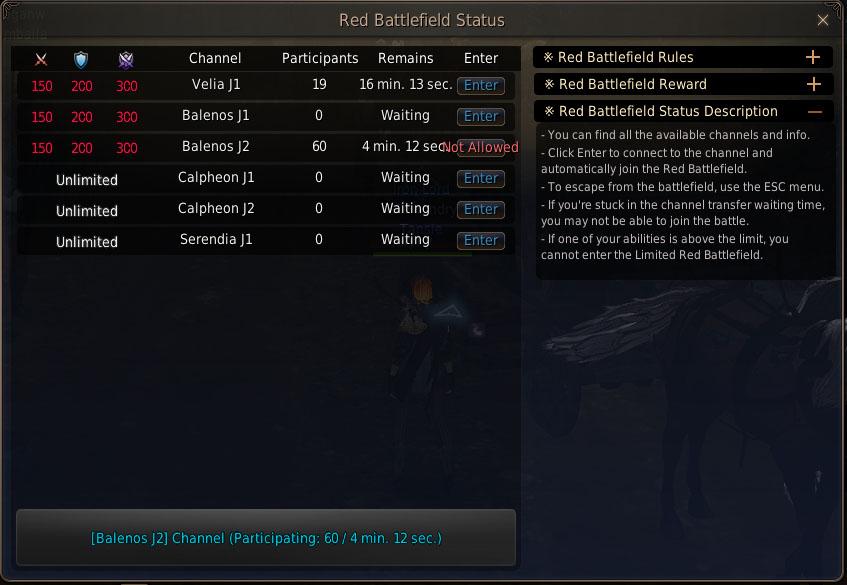 Red Battlefield