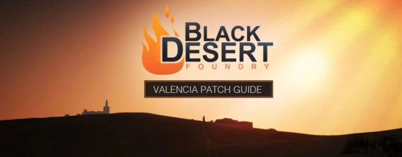 Valencia Patch Guide