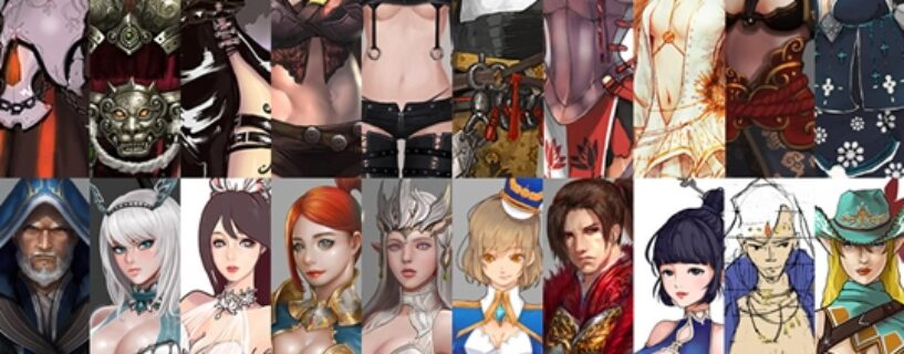 Costume Design Contest – Winners Announced! [KR]