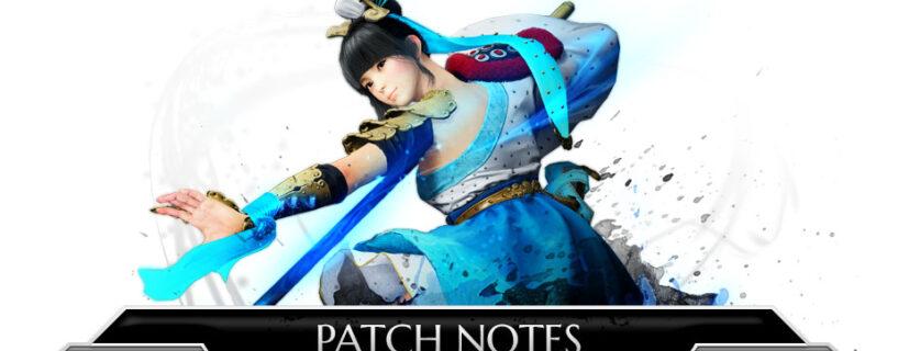 26/10/2016 Patch Notes [EU/NA] – Tamer Awakening