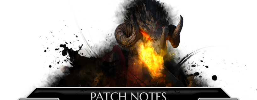 03/05/2017 Patch Notes [EU/NA]