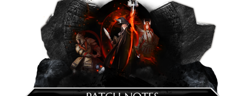 30/11/2016 Patch Notes [EU/NA] – The New World