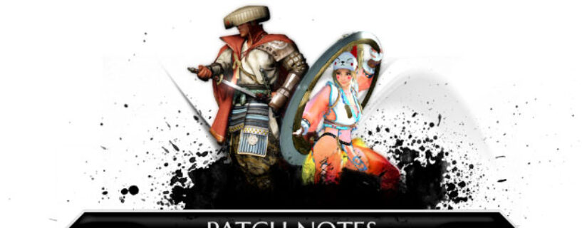 07/12/2016 Patch Notes [EU/NA] – Kunoichi/Ninja Awakening