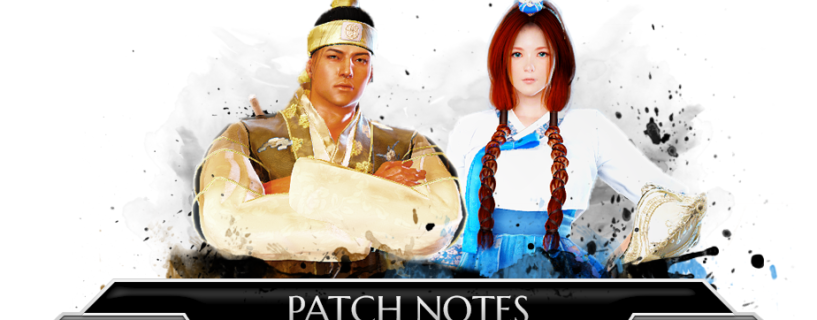 26/04/2017 Patch Notes [EU/NA]