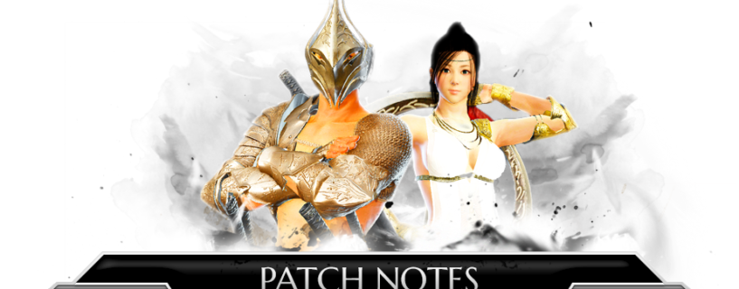 18/01/2017 Patch Notes [EU/NA]