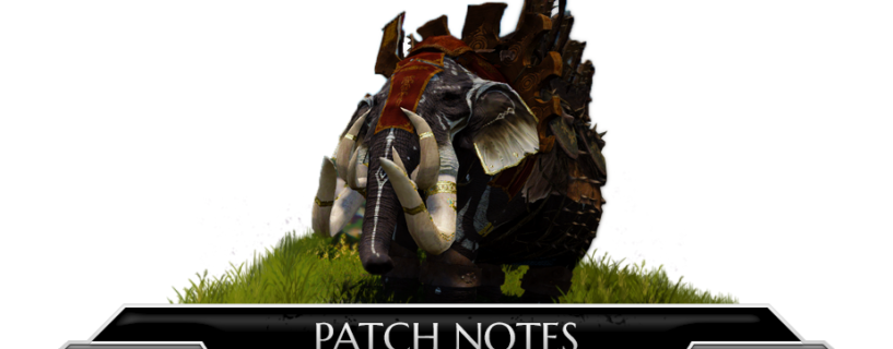 19/04/2017 Patch Notes [EU/NA]