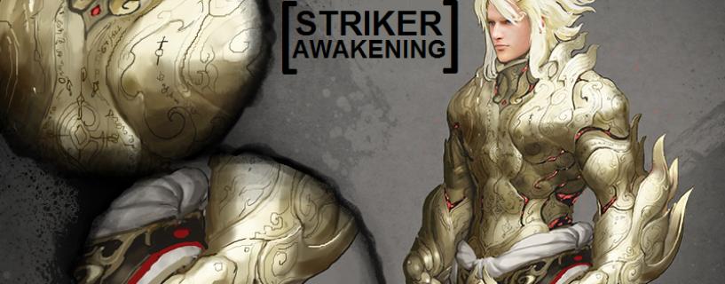 Striker Awakening Weapon Revealed