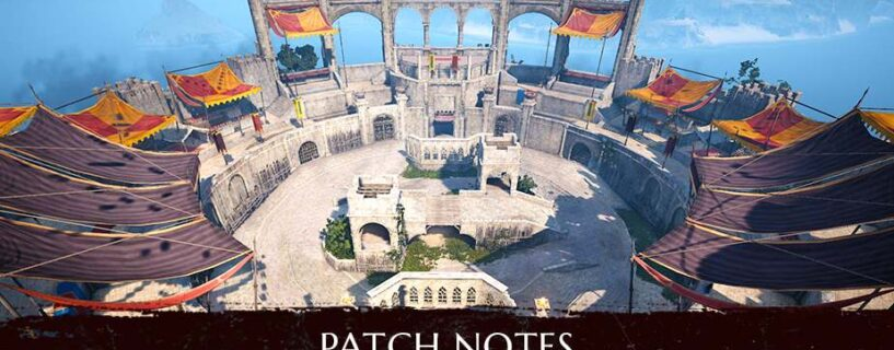 26/07/2017 Patch Notes – Arena of Arsha!