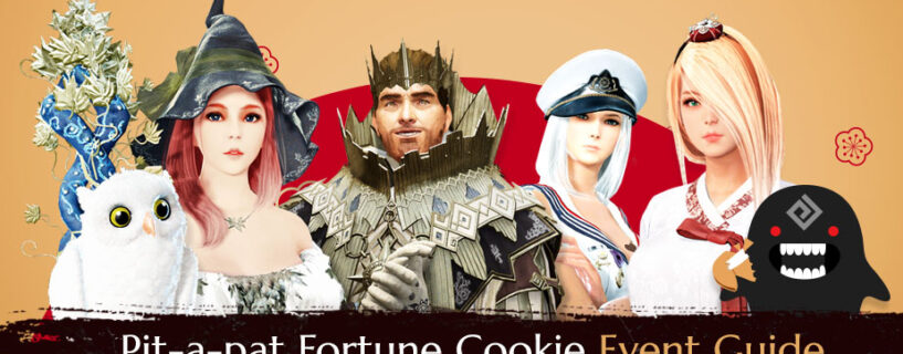 Pit-a-pat Fortune Cookie Event Guide