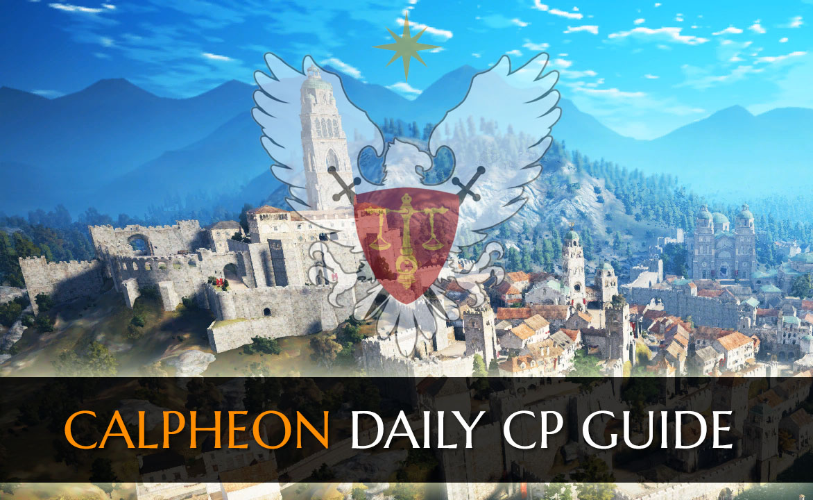 Calpheon Daily Cp Quests Bdfoundry