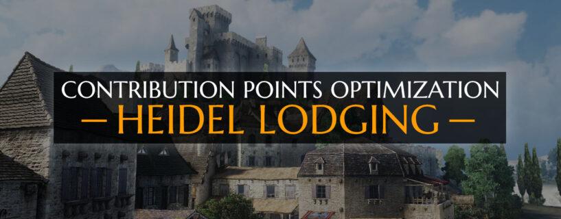 CP Optimization [Heidel Lodging]