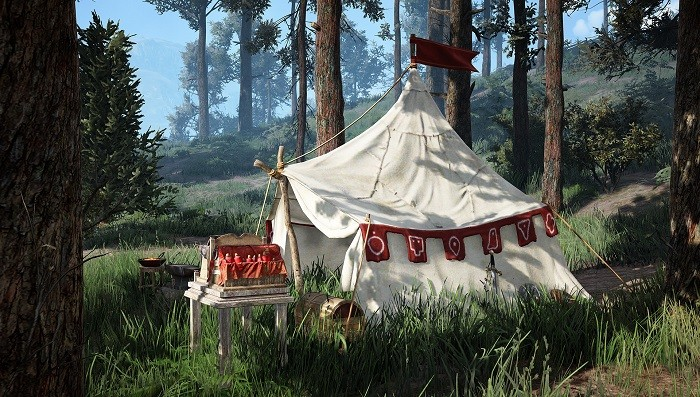 NEW* Campsite System [Guide] | BDFoundry