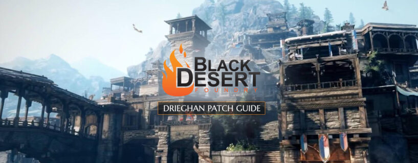 Drieghan Patch Guide