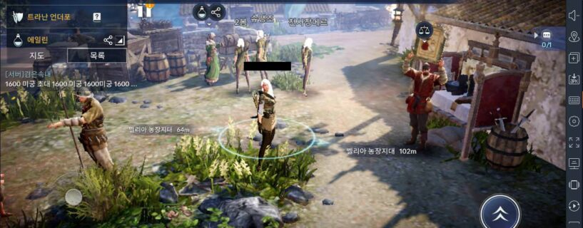 How to install & play Black Desert Mobile [KR]