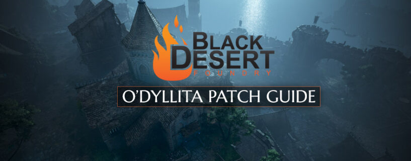 O'Dyllita Patch Guide