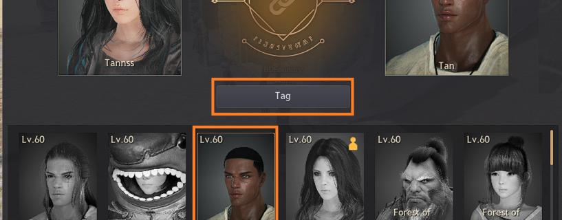 Character Tag Guide – Marni's Suspicious Device